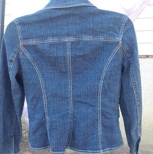 dcc54cfd570 Gloria Vanderbilt Jackets   Coats - Gloria Vanderbilt Jean Jacket Women s  size PL